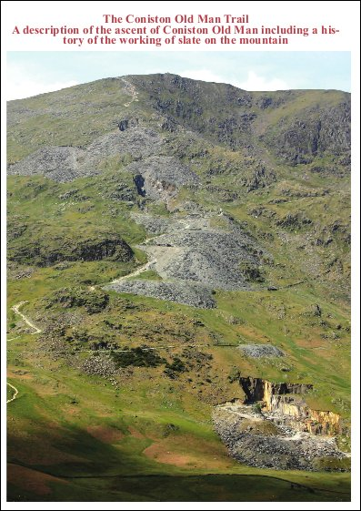Coniston Old Man Trail Leaflet
